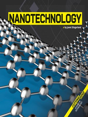 cover image of Nanotechnology